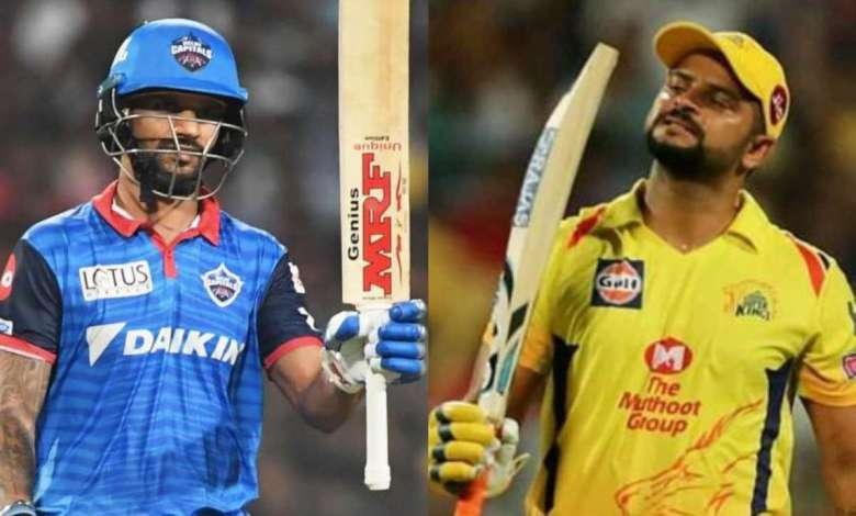 IPL 2020: Suresh Raina Heaps High Praise for Shikhar Dhawan