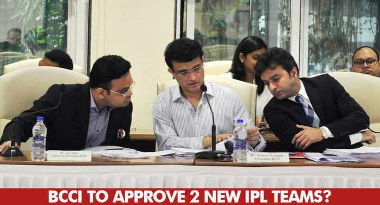BCCI AGM to approve 2 new IPL teams but from IPL 2022: Reports