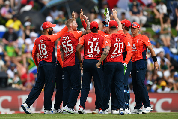 England is number 1 T20 team in the world after clean sweeping South Africa in T20 series