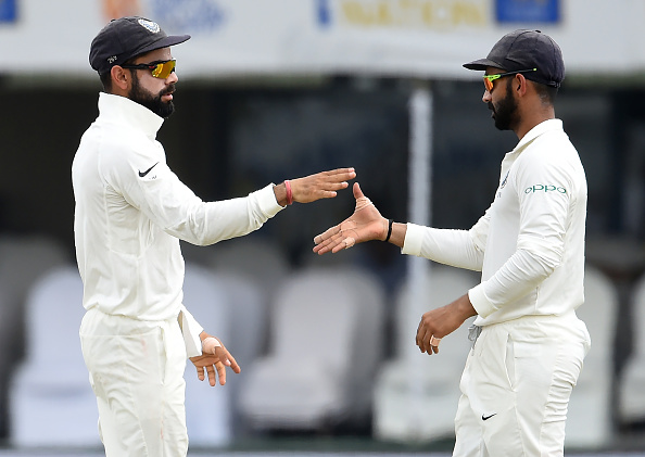 Test vice-captain Ajinkya Rahane will don the captain hat in the last three Tests in the absence of Kohli, but there are various speculations on who would