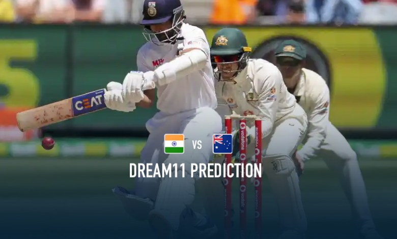 India vs Australia 3d Test: Fantasy Playing Tips, Probable XI, Dream11 team prediction for SCG