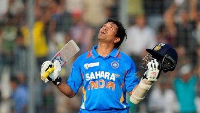 Photo of Suresh Raina reveals Sachin Tendulkar's first words after scoring his 100th international century