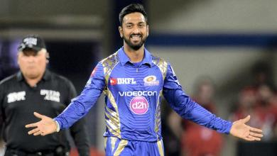Photo of Krunal Pandya dedicated his winning match to His Late Father