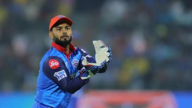 Photo of Rishabh Pant as the new Captain of Delhi Capitals
