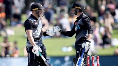 Photo of ICC T20I Ranking- NZ players Devon Conway, Guptill moved up