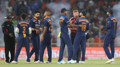 Photo of ICC fined team India for a slow over-rate in the 2nd T20I match