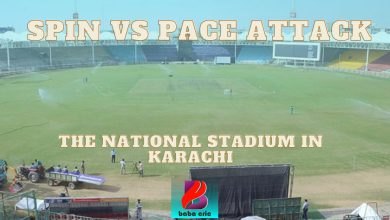 Photo of Pitch Data SPIN vs PACE, National Stadium of Karachi