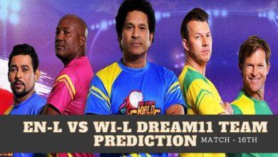 Photo of EN-L vs WI-L Dream11 Team Prediction & Latest Team Updates