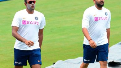 Photo of ICC Test Ranking – Rohit Sharma in top 10 and Ashwin on 3