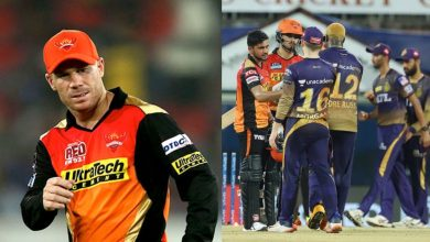 Photo of David Warner said why they lost the match against KKR