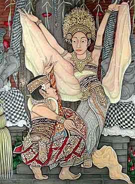 Contoh Gambar Seni Rupa Tradisional : contoh, gambar, tradisional, Babad, Drama