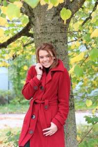 őszi átmeneti kabát