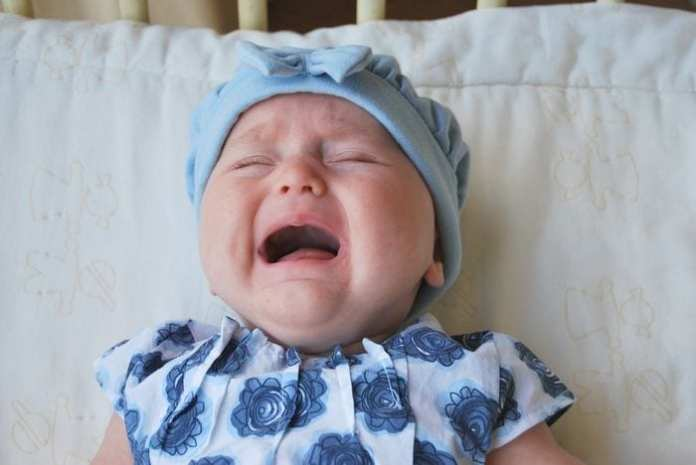 kólika, hasfájás, újszülött hasfájás