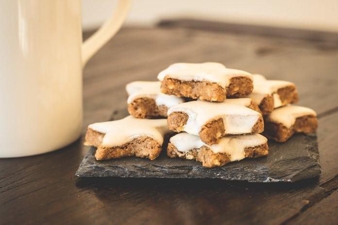 Adventi keksz recept