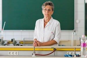Dr. Varga Zsuzsa, fotó: Semmelweis Egyetem