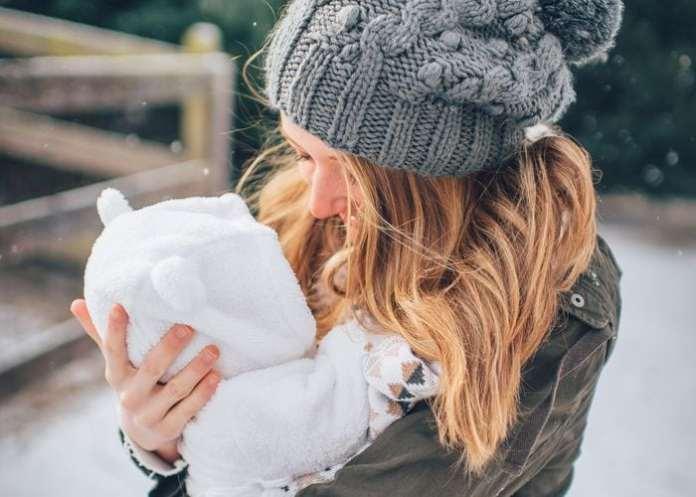Téli levegőztetés újszülött korban