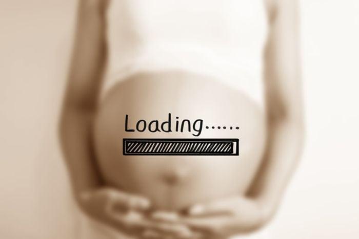 Pozitív lett a terhességi teszt  Drága 9 hónap vár rátok  c45709b484