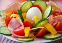 Diétás mintaétrend fogyáshoz