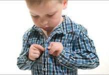 gyerekek öltözködése