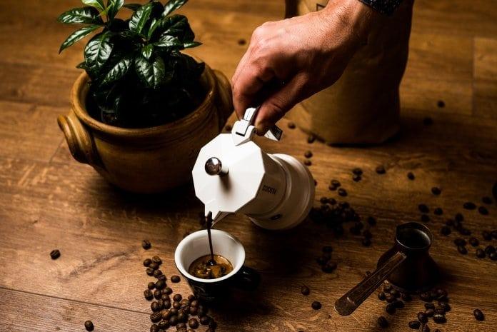 kávéfőzés, ktoyogós