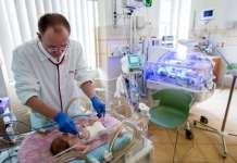PICi osztály a Bókay Kórházban