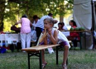 fesztivál gyerekkel