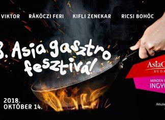 Mindenkit vár a 3. Asia GasztroFesztivál!