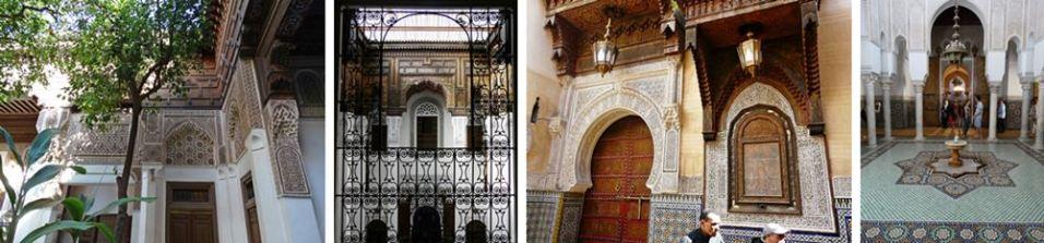 Architektura marokańska