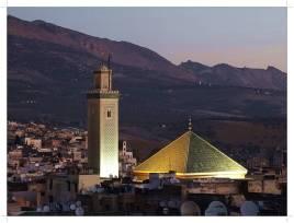 Morocco.Fes.medina.views.17