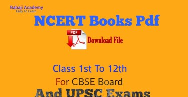 NCERT Books with Solution in Hindi & English: Free Download