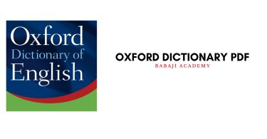 Oxford Dictionary pdf download