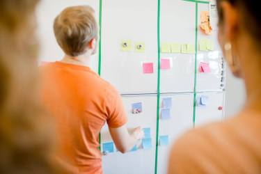 Agile-Marketing: Daily-Scrum bei Pixum.