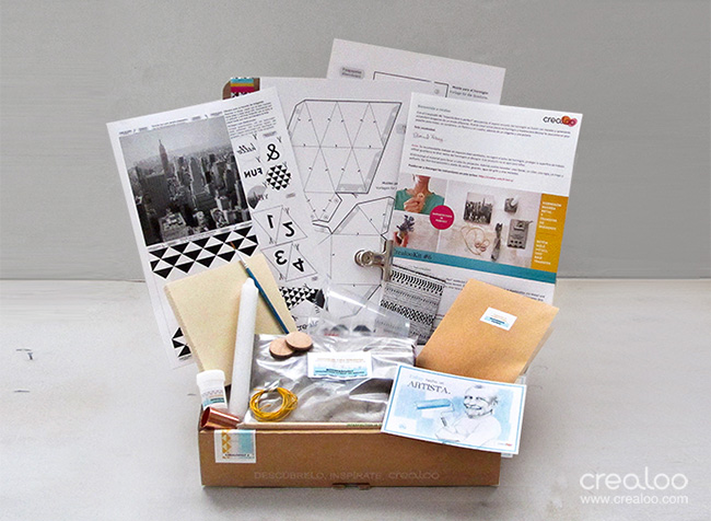 06 Crealoo DIY Kit Imperfection hormigon