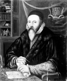 Dr. John Dee