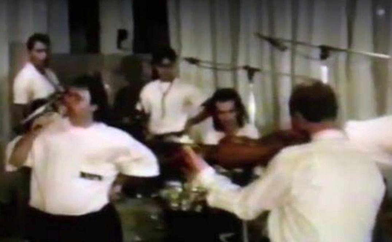 Боцкино со неговата волшебна виолина пред 28 години ја отвори свадбата на неговиот син Сашо