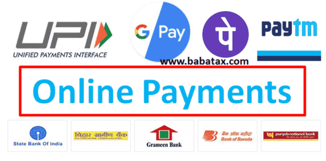 Income Tax on Cash backs, Rewards and Online payment