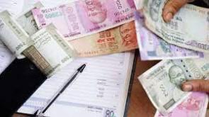 Increase in salary