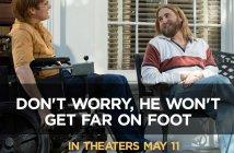 Хоакин Финикс играе Джон Калахан в Don't Worry, He Won't Get Far on Foot.