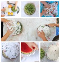 Ceramic Projects for Kids: Sculptamold Fruit Bowls