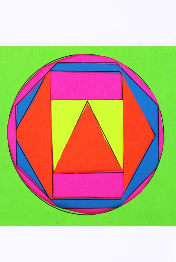Shape Art Projects for Kids