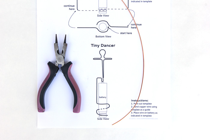 two step dance diagram 5 ohm wiring steam project: tiny dancers (a homopolar motor)