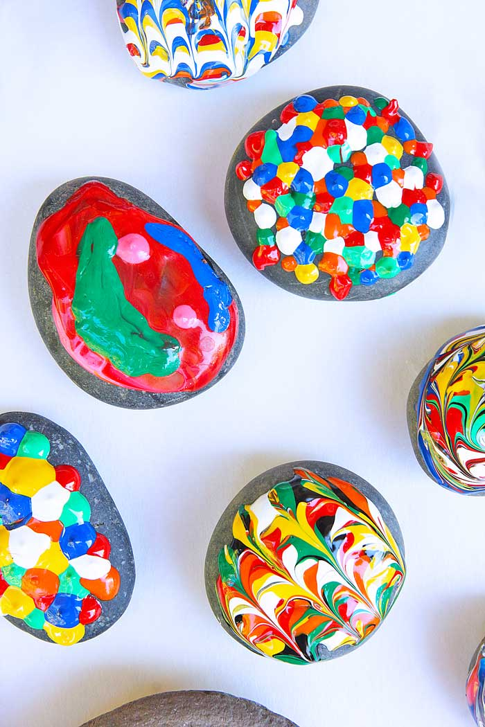 Garden Rocks And Pebbles