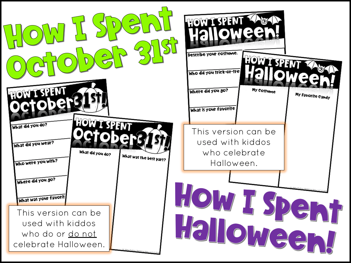 Use This Free Printable In Your Elementary Classroom The