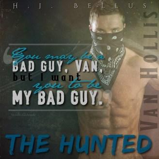 The Hunted Teaser 3 #RentasticReads #BabblingChatterReads