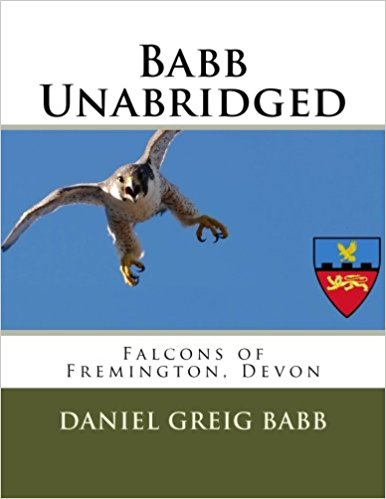 Vol 10-Falcons of Fremington, Devon Cover