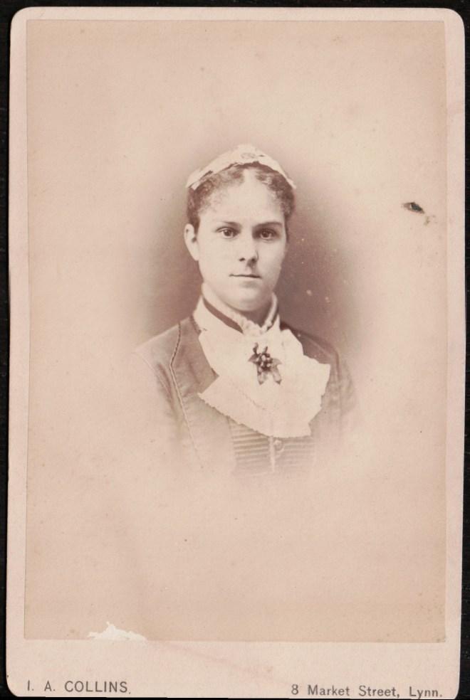 Grammie Carrie (McLoud) Babb