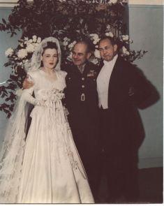 Charles Harding Babb wedding photo