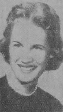 Carolyn Babb - Hill-Top News 11 Mar 1959 LaGrance, GA
