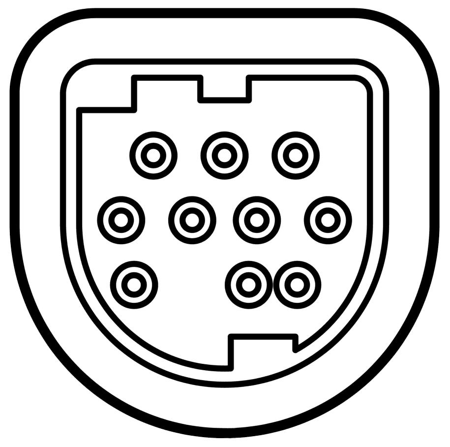medium resolution of alpine extension plug female