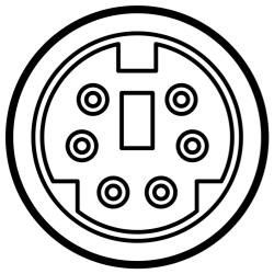 A comprehensive overview of mini-DIN plugs of Alpine